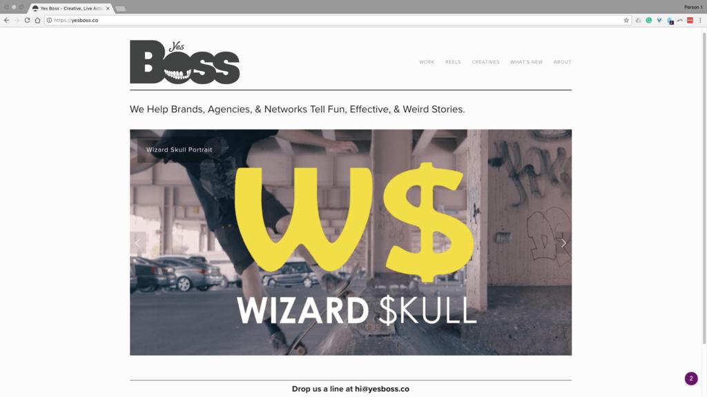 Techretaries Featured Client: Daniel Garcia, Creative Director, Yes Boss